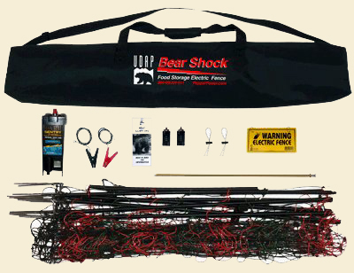 Bear  Shock Ultra LIght Electric Fence Image